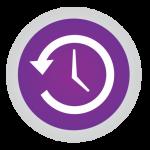 CaretTab – Neue Tab-Seite mit Uhrzeit und Datum