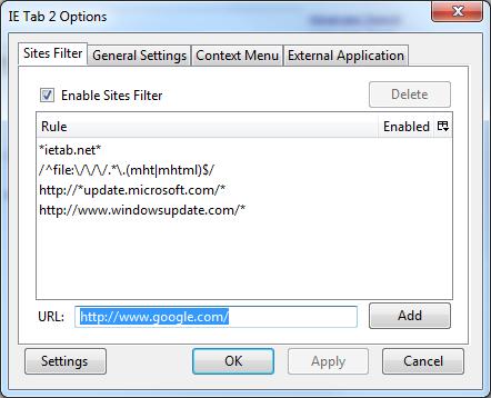 IE Tab 2 v6 2 18 1 für Mozilla Firefox Download